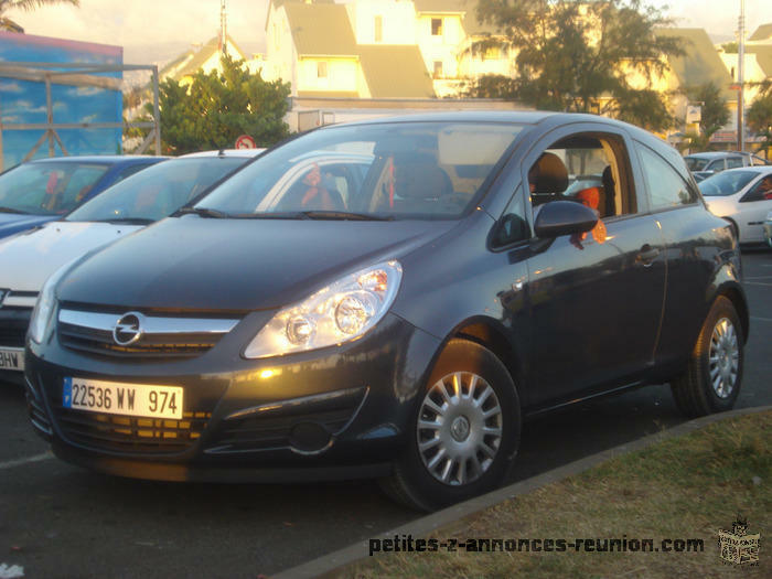 OPEL CORSA 1.2 16v ttes options