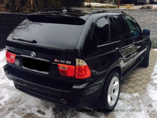 BMW X5 3,0 i Sport