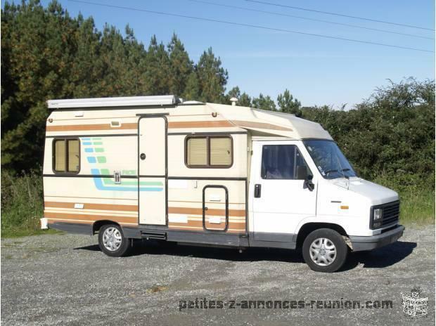 petite annonce camping car pilote j5 d la nouvelle 97428 caravaning occasion auto. Black Bedroom Furniture Sets. Home Design Ideas