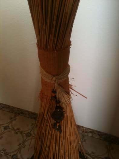 Lampe artisanale faite main