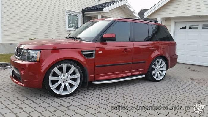 petite annonce land rover range rover sport le port marine 97420 voiture d 39 occasion auto. Black Bedroom Furniture Sets. Home Design Ideas