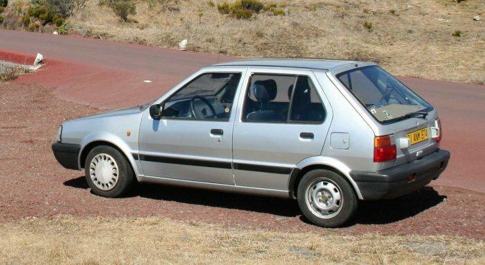 Nissan Micra Cause départ