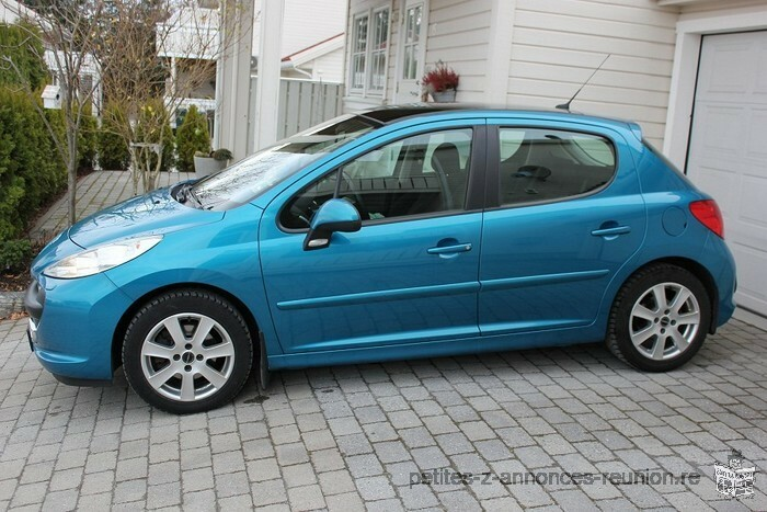 Peugeot 207 1.4 hdi 70 blue lion