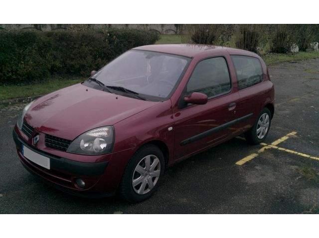 Renault Clio ii (2) 1.5 dci 65 ch privilege