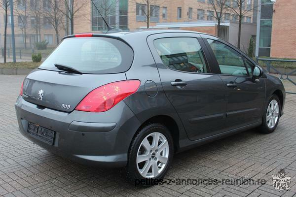 VENTE DE MA Peugeot 308 1,6HDI