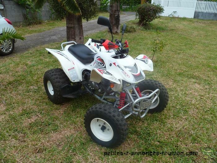 Vend Quad AXR (Honda) 300