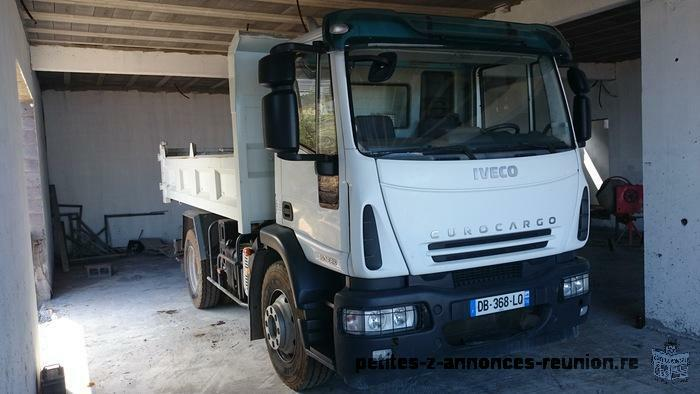 camion Iveco 15 T