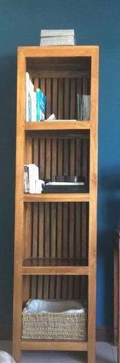 petite annonce etagere colonne bois st denis 97400 meubles ameublement mobilier maison. Black Bedroom Furniture Sets. Home Design Ideas