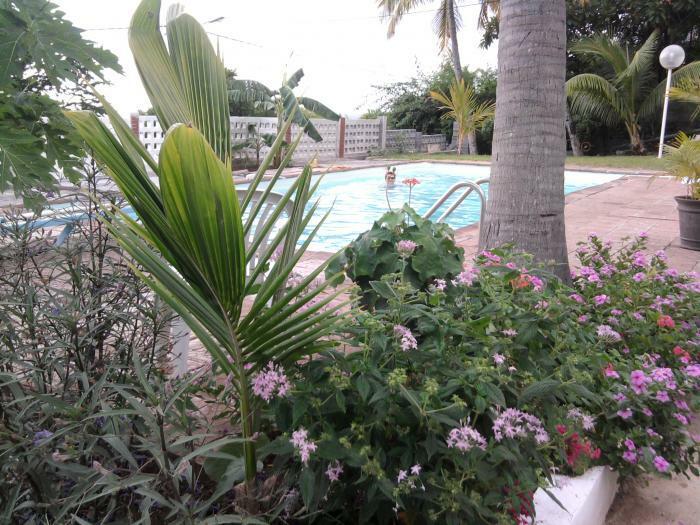 vacances à la plage à Boucan Canot